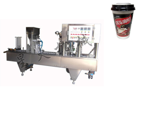 咖啡灌装半自动威尼斯