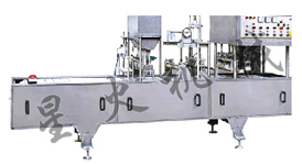 CPF瓶装充填节膜型系列全自动威尼斯